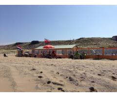 Strandtent het Puntje