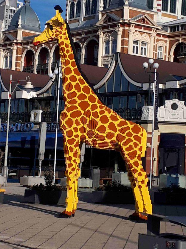 giraffe Scheveningen